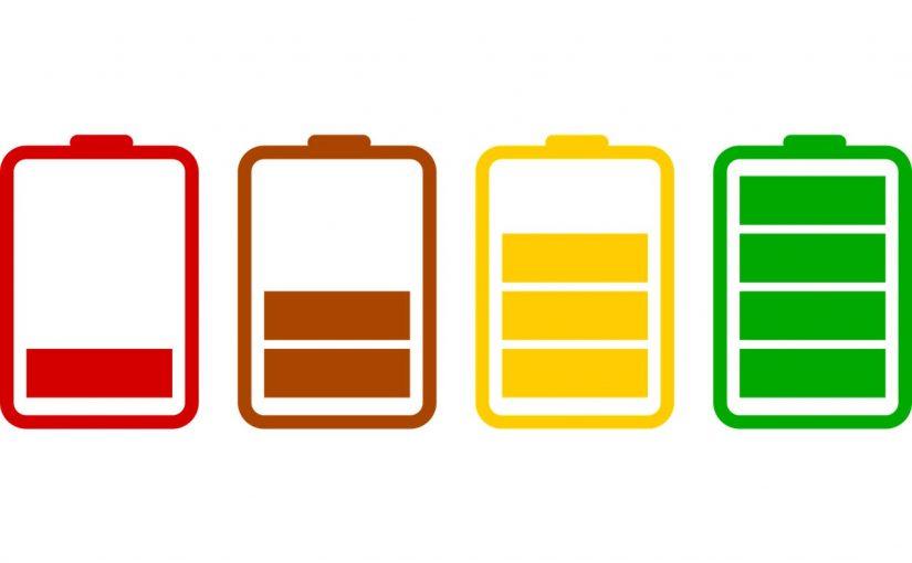 Kapaciteta baterije